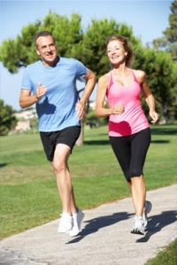 man-and-woman-running
